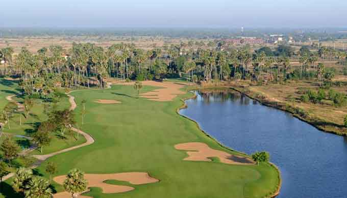 14 Day Best Golf of Vietnam and Cambodia